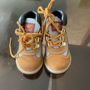 Toddler Wheat field boots